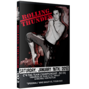 "C*4 Wrestling DVD January 17, 2015 ""Rolling Thunder"" - Ottawa, ON"