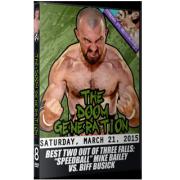 "C*4 DVD February 28 & March 21, 2015 ""C*4 Underground Vol. 1 & The Doom Generation"" - Ottawa, ON"