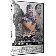 "C*4 DVD August 15, 2015 ""Fighting Back 5: Wrestling with Cancer"" - Ottawa, ON"