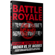"C*4 DVD November 28, 2015 ""Battle Royale 2015"" - Ottawa, ON"