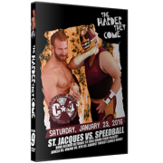 "C*4 DVD January 23, 2016 ""The Harder They Come"" - Ottawa, ON"