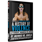"C*4 DVD February 26 & March 19, 2016 ""Underground Volume 2 & History Of Violence"" - Ottawa, ON"