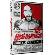 "C*4 DVD April 15, 2016 ""Hellbenders"" - Ottawa, ON"