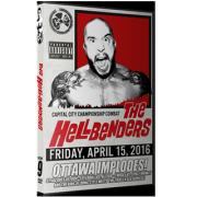 "C*4 DVD April 15, 2016 ""Hellbenders"" - Ottawa, ON"