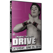 "C*4 Wrestling DVD June 25, 2016 ""Crossing The Line 9: Drive"" - Ottawa, ON"