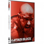 "C*4 Wrestling DVD May 27, 2017 ""Attack the Block"" - Ottawa, ON"
