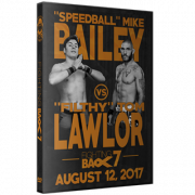 "C*4 DVD August 12, 2017 ""Fighting Back 7"" - Ottawa, ON"