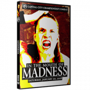 "C*4 Wrestling DVD January 20, 2018 ""In The Mouth Of Madness"" - Ottawa, ON"