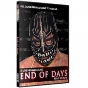 "C*4 Wrestling DVD April 14, 2018 ""End Of Days"" - Ottawa, ON"
