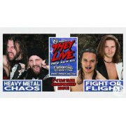 """C*4 Wrestling May 25, 2018 """"They Live"""" - Ottawa, ON (Download)"""