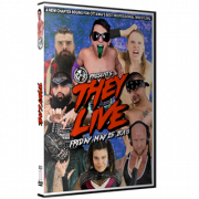"C*4 Wrestling DVD May 25, 2018 ""They Live"" - Ottawa, ON"