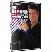 "C*4 Wrestling DVD September 14, 2018 ""The Beyond"" - Ottawa, ON"