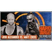 """C*4 Wrestling November 16, 2018 """"Hard Target"""" - Ottawa, ON (Download)"""