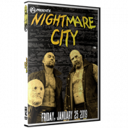 "C*4 Wrestling DVD January 25, 2019 ""Nightmare City"" - Ottawa, ON"