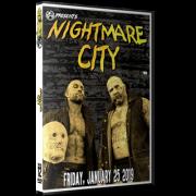 "C*4 Wrestling DVD January 25, 2019 ""Nightmare City"" - Ottawa, ON"