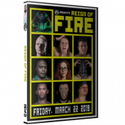 "C*4 Wrestling DVD March 22, 2019 ""Reign Of Fire"" - Ottawa, ON"