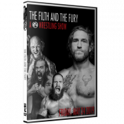 "C*4 Wrestling DVD May 24, 2019 ""The Filth and The Fury"" - Ottawa, ON"