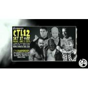 "C*4 Wrestling DVD June 21, 2019 ""CTL12: Set It Off"" - Ottawa, ON"