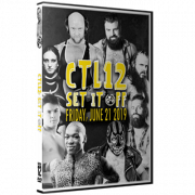 "C*4 Wrestling DVD June 21, 2019 ""CTL12: Set It Off"" - Ottawa, ON"