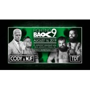 "C*4 August 16, 2019 ""Fighting Back 9"" - Ottawa, ON (Download)"