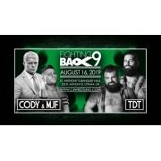 "C*4 DVD August 16, 2019 ""Fighting Back 9"" - Ottawa, ON"