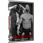 "C*4 Wrestling DVD September 19, 2019 ""Undisputed"" - Ottawa, ON"