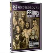 "C*4 Wrestling DVD October 11, 2019 ""Underground"" - Ottawa, ON"