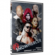 "C*4 Wrestling DVD January 17, 2020 ""Snowpiercer"" - Ottawa, ON"