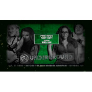 "C*4 Wrestling January 31, 2020 ""Underground v5"" - Ottawa, ON (Download)"