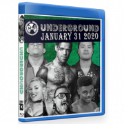 "C*4 Wrestling Blu-ray/DVD January 31, 2020 ""Underground v5"" - Ottawa, ON"