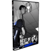 "C*4 Wrestling DVD ""Best Of C*4 Volume 1"""
