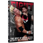 "C*4 Wrestling DVD ""Fight Steen Fight- The Best of Kevin Steen in C*4"""
