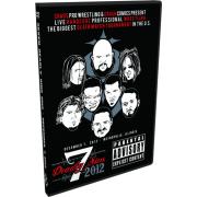 "Chaos Pro Wrestling DVD December 7, 2012 ""7 Deadly Sins"" - Metropolis, IL"