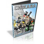 "Chikara DVD July 5, 2003 ""Tag World Gran Prix"" & October 18, 2003 ""International Invasion of International Invaders"" - Allentown, PA"