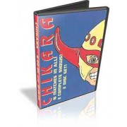 "Chikara DVD September 24, 2004 ""77"" & October 29, 2004 ""More Songs About Buildings and Food"" - Reading, PA"