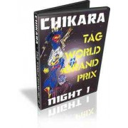 "Chikara DVD February 18, 2005 ""2005 Tag World Grand Prix- Night 1"" - Reading, PA"