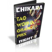 "Chikara DVD February 19, 2005 ""2005 Tag World Grand Prix- Night 2"" - Emmaus, PA"