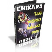 "Chikara DVD February 20, 2005 ""2005 Tag World Grand Prix- Night 3"" - Pittston, PA"