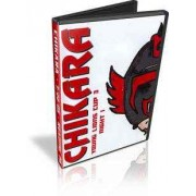 """Chikara DVD July 22, 2005 """"YLC3- Night 1"""" - Reading, PA"""