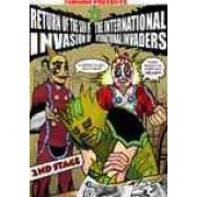 "Chikara DVD Aug. 20, 2006 ""Return of the Son of the International Invasion of International Invaders- 2nd Stage"" - Barnesville, PA"