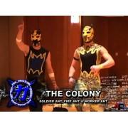 "Chikara December 9, 2007 ""Stephen Colbert > Bill O'Reilly"" - State College, PA (Download)"