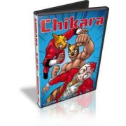 "Chikara DVD June 22, 2007 ""Young Lions Cup 5- Night 1"" - Reading, PA"