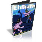 "Chikara DVD June 23, 2007 ""Young Lions Cup 5- Night 2"" - Barnesville, PA"