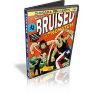 "Chikara DVD October 26, 2007 ""Bruised"" - Reading, PA"