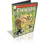"Chikara DVD March 24, 2007 ""Time Will Prove Everything"" - Hellertown, PA"
