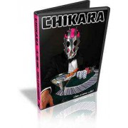"Chikara Dvd April 19, 2008 ""Deuces Wild"" - Hellertown, PA"
