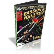 "Chikara DVD April 20, 2008 ""Passion & Persistence"" - Philadelphia, PA"