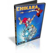 "Chikara DVD March 1, 2008 ""2008 King of Trios- Night 2"" - Philadelphia, PA"