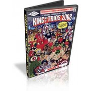 "Chikara DVD March 2, 2008 ""2008 King of Trios- Night 3"" - Philadelphia, PA"