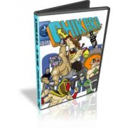 "Chikara DVD May 18, 2008 ""Grit & Glory"" - Philadelphia, PA"
